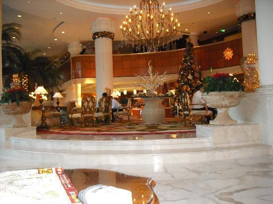 Sheraton Jumeirah Beach Resort: EL INTERIOR DEL HOTEL