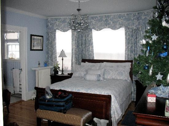 Colby House Bed & Breakfast : bedroom