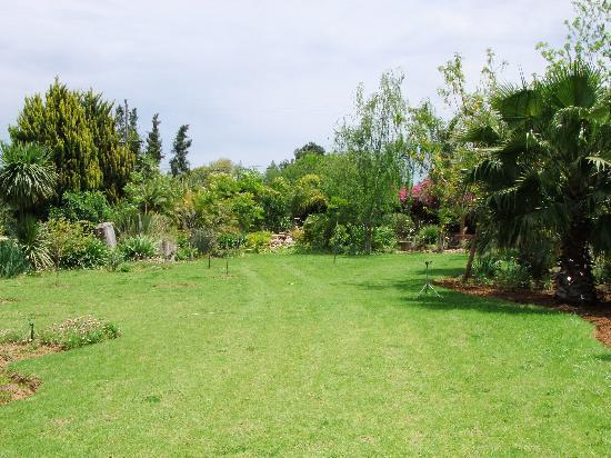 Addo, Sudáfrica: Garten