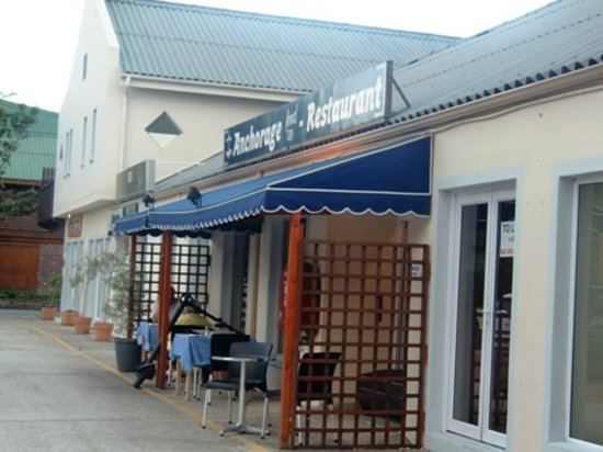 Anchorage Restaurant : Restaurant Front