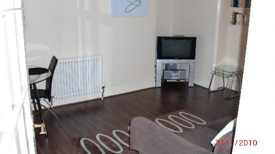 Bath Star Apartments: Lounge