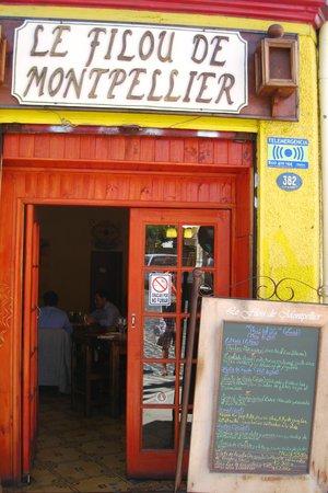 Le filou de Montpellier