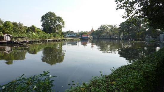 Sukanya Condos: By the river
