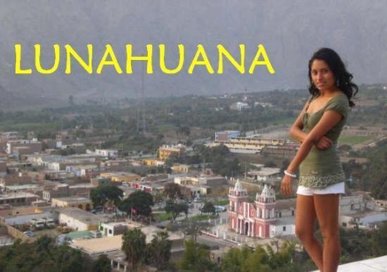 Lunahuana Resmi