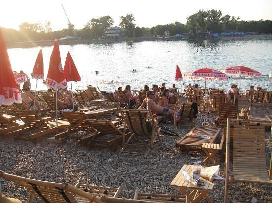 Parc Sur De Immense Belgrade Ada Avis Voyageurs Ciganlija rZqrCx6zw