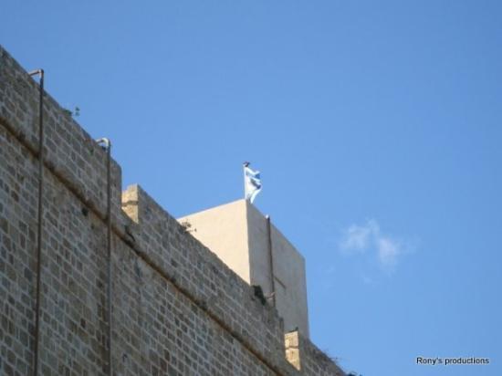 عكا, إسرائيل: Soberania.