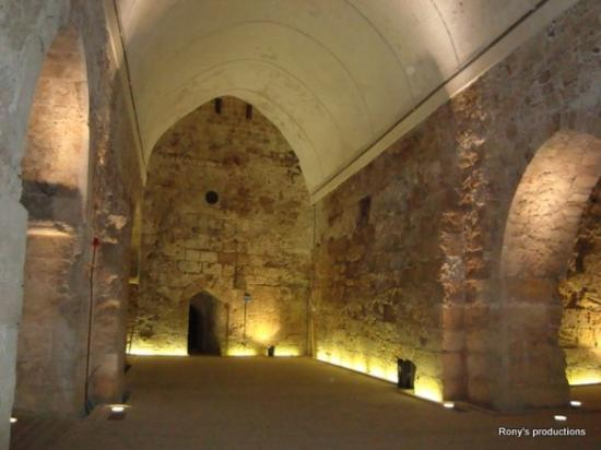 عكا, إسرائيل: Camara templaria