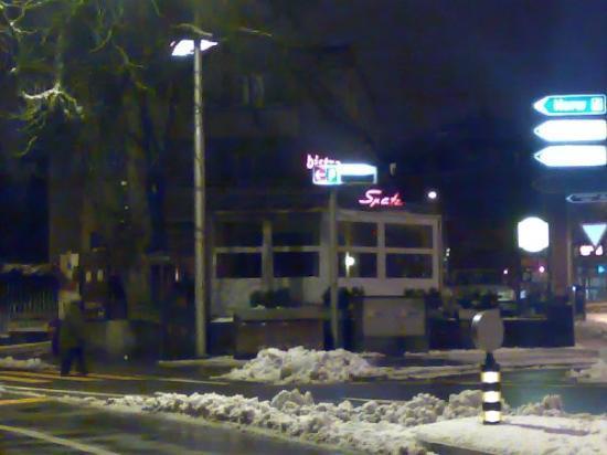 Hotel Restaurant Spatz Aufnahme