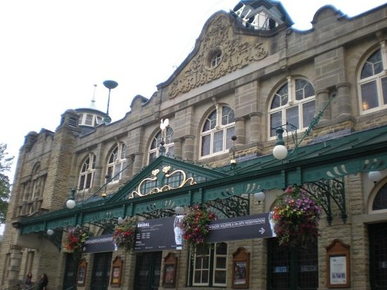 Harrogate, UK: BBEH 2008