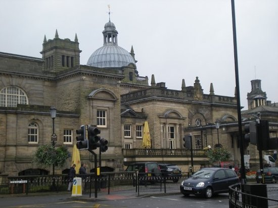 Harrogate, UK: The Turkish Baths