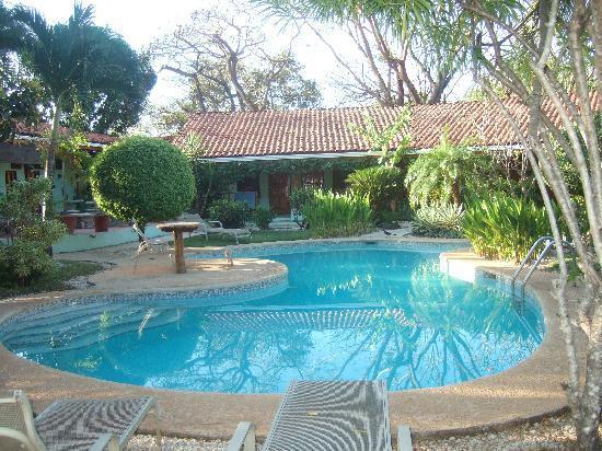 Playa Grande, Costa Rica: Hotel Bula Bula pool