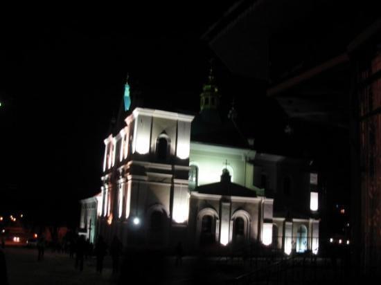 Drohobych, Ucrânia: Drohobycz