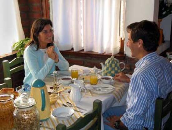 Hosteria Canela B&B: Breakfast at Canela 1