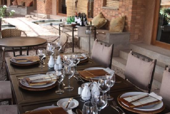 Alto Atacama Desert Lodge & Spa: External Restaurant