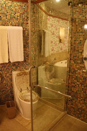 Manhattan Bund Business Hotel: exec room