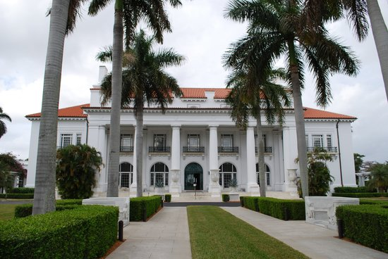 Historical Mansion Museum Reflects The Gilded Age Era Of Florida Review Henry Morrison Flagler Palm Beach Fl Tripadvisor