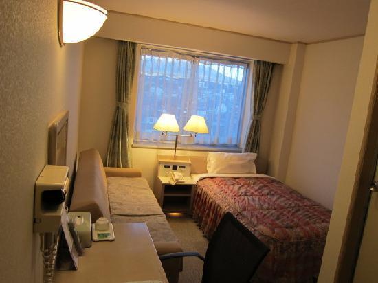 Chino Sky View Hotel: 室内の様子