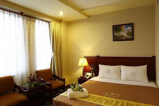 Thien Thao Hotel Ho Chi Minh City: Double