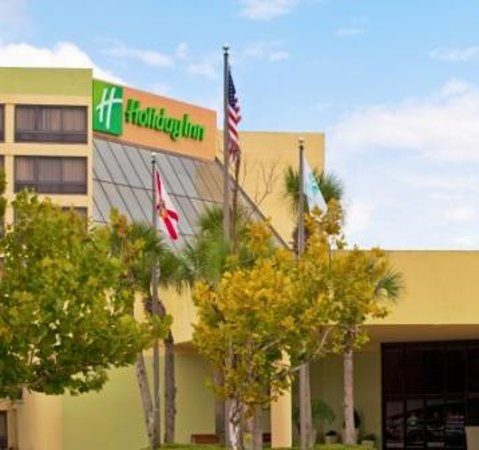 Holiday Inn - Orlando International Airport: Exterior