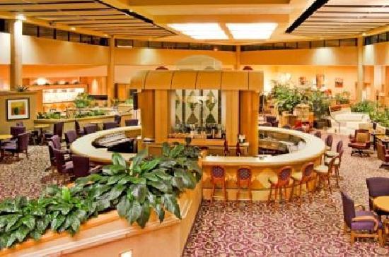 Holiday Inn Orlando International Airport: Atrium