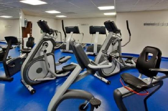 Holiday Inn Orlando International Airport: 24-Hour Fitness Center