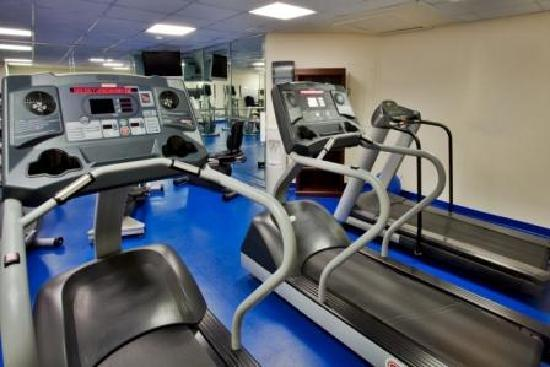 Holiday Inn Orlando International Airport: State-Of-The-Art Fitness Center