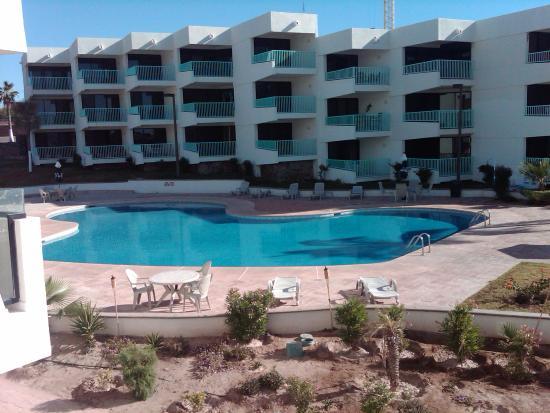 Posada Condominiums & Resort: Nobody at the pool - very peaceful