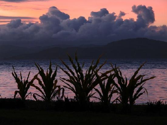 Taveuni Island, Fiji: One of many stunning sunsets