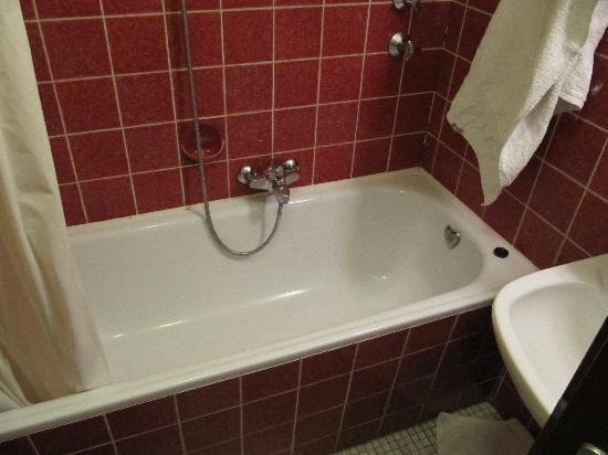 EU Centralhotel Im Tonnchen : Badezimmer