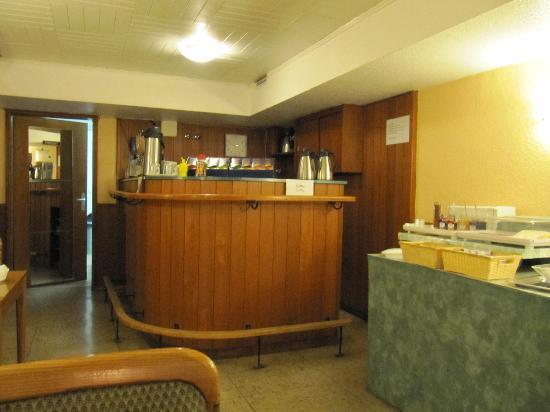 EU Centralhotel Im Tonnchen: Fruehstuecksraum