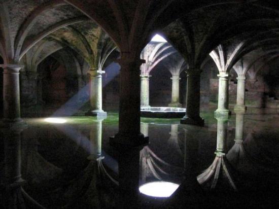 Marrocos - El Jadida, antiga cidade portuguesa de Mazagão (cisterna construída pelos portugueses