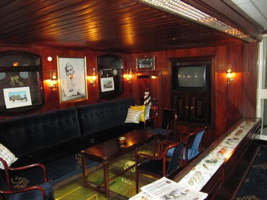 Malardrottningen Yacht Hotel and Restaurant : Lobby