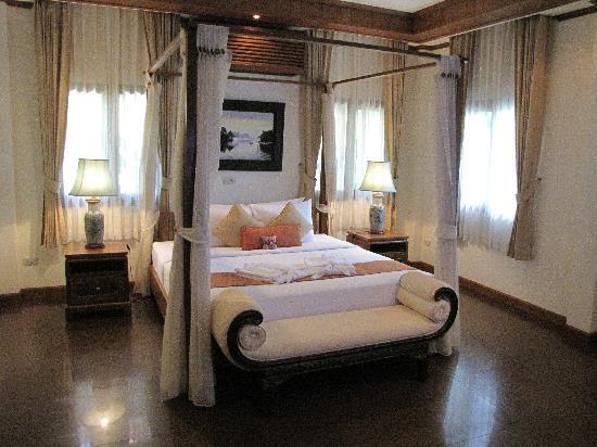 Oriental Siam Resort : Our bedroom
