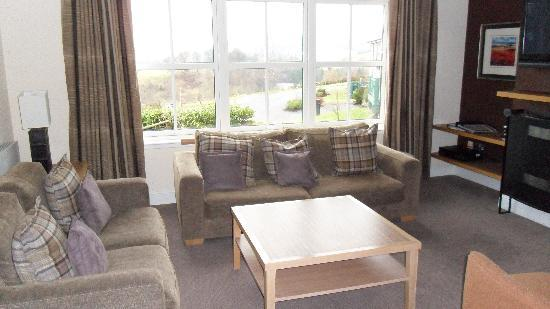 Crieff Hydro Hotel and Resort: Lounge Area