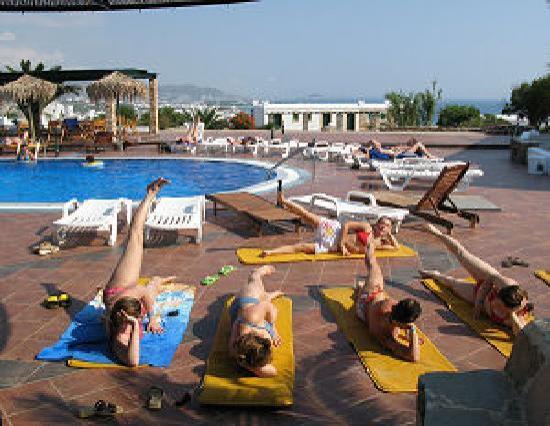 Hotel Kavuras Village: Naxos Island Studios Apartments Hotels Kavyras village