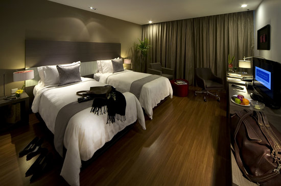 Pullman Kuching: Superior Room