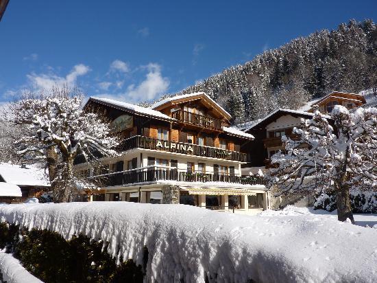 Hotel Alpina: Hotel
