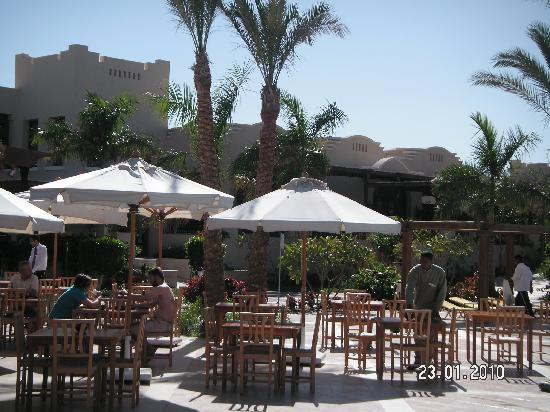 Jaz Makadi Star & Spa: LE poolbar