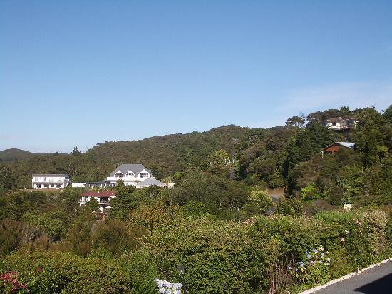 Pearl of the Bay: Balcony View - Dec 2009