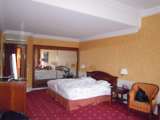 Atlantic Parkhotel: room