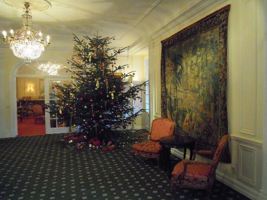 Atlantic Parkhotel : hotel lobby