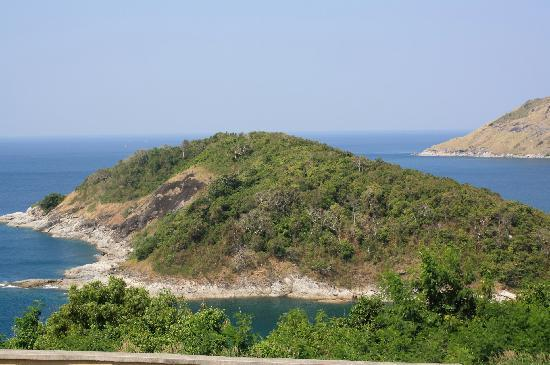 The Park Surin: island from viewpoint