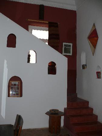 Riad Watier: De belles chambres spacieuses