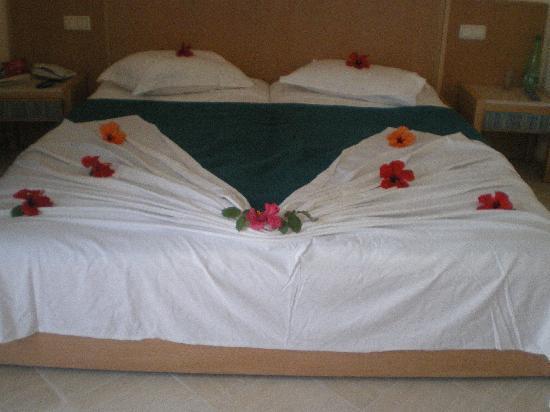 Club Eldorador Salammbo: un beau lit