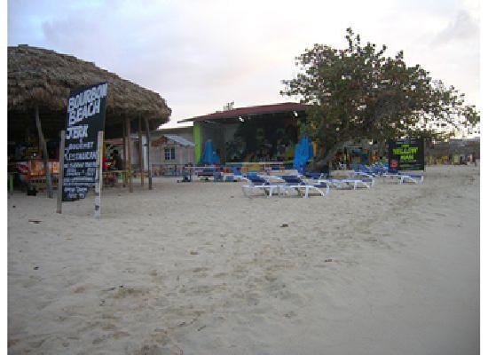 سان سيت أون ذا بيتش ريزورت: Bourbon beach