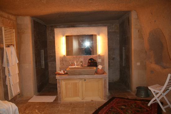 Argos in Cappadocia: Bathroom