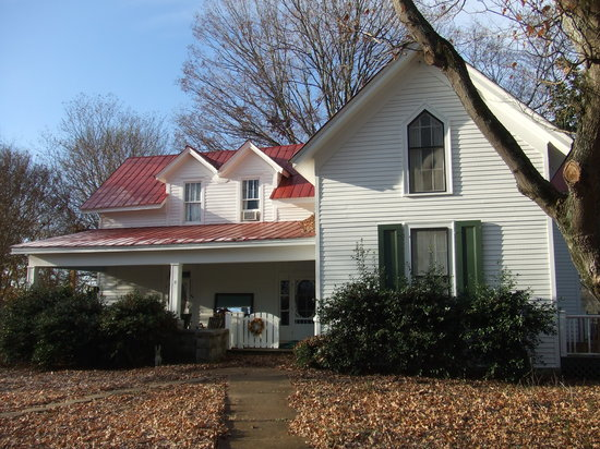 Mulberry, TN : the main house