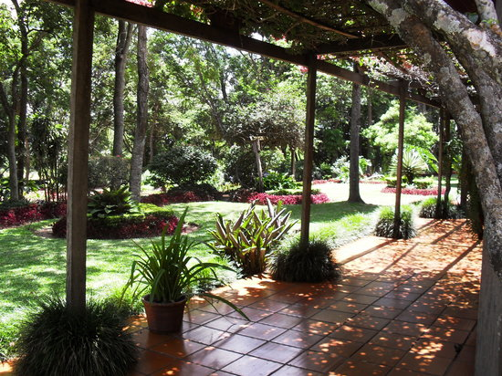 Piribebuy, Paraguay: An inviting space among many