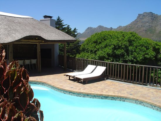 Chapman's Peak Bed and Breakfast: Beautiful Mountain Views
