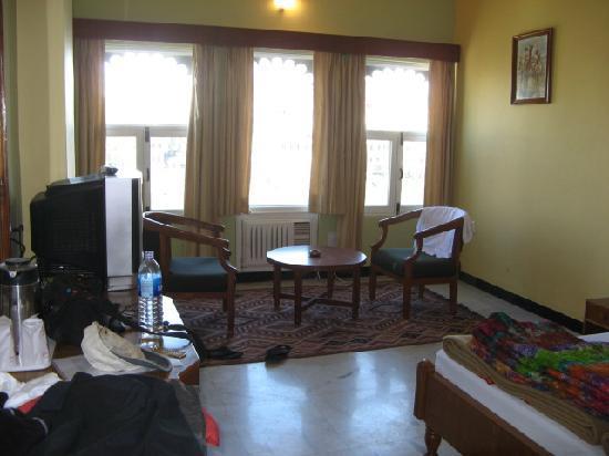 Hotel Sarovar on Pichola: Chambre
